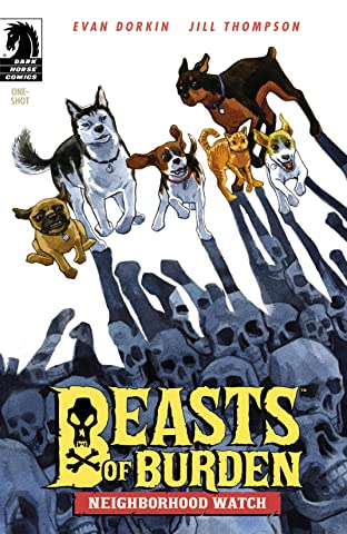 Beasts of Burden: Neighborhood Watch #1