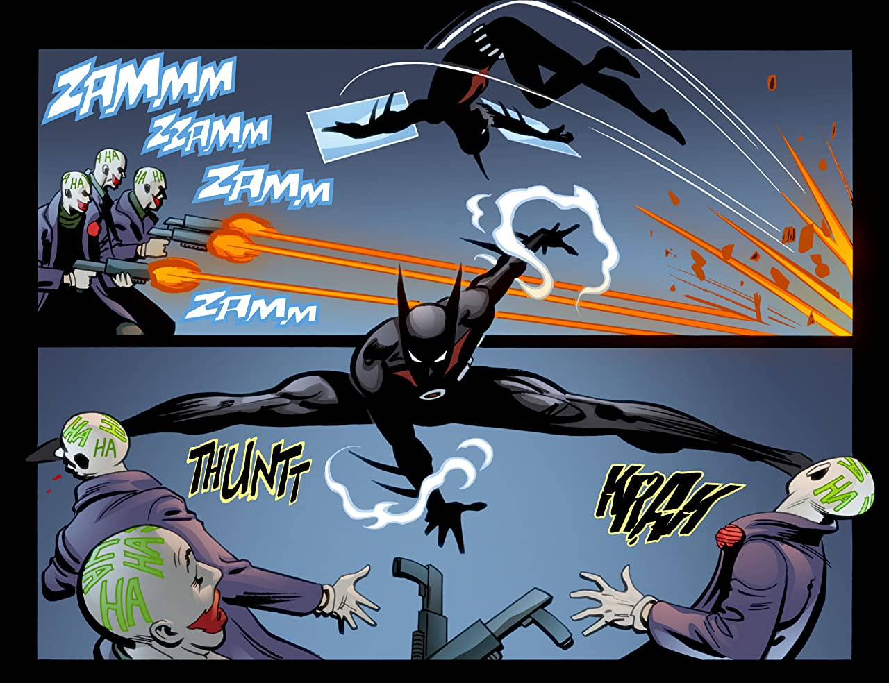 Batman Beyond (2012-2013) #9