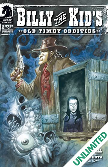 Billy the Kid's Old Timey Oddities #2