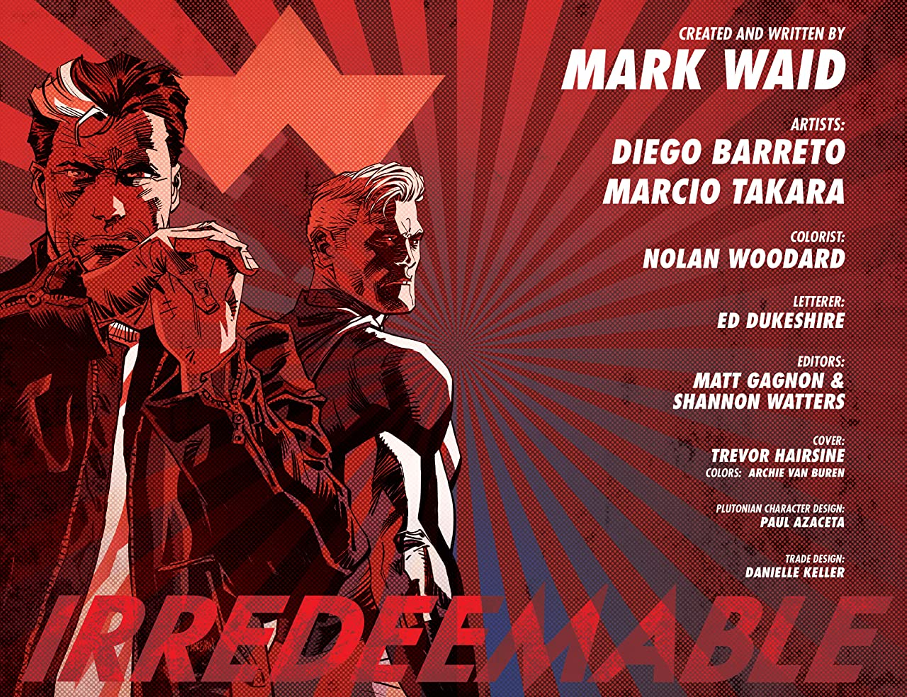 Irredeemable Vol. 9