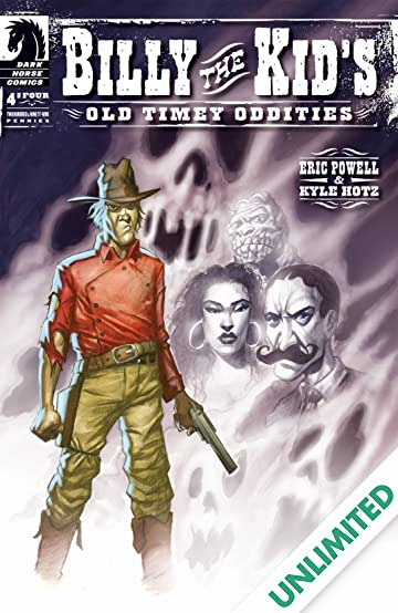 Billy the Kid's Old Timey Oddities #4