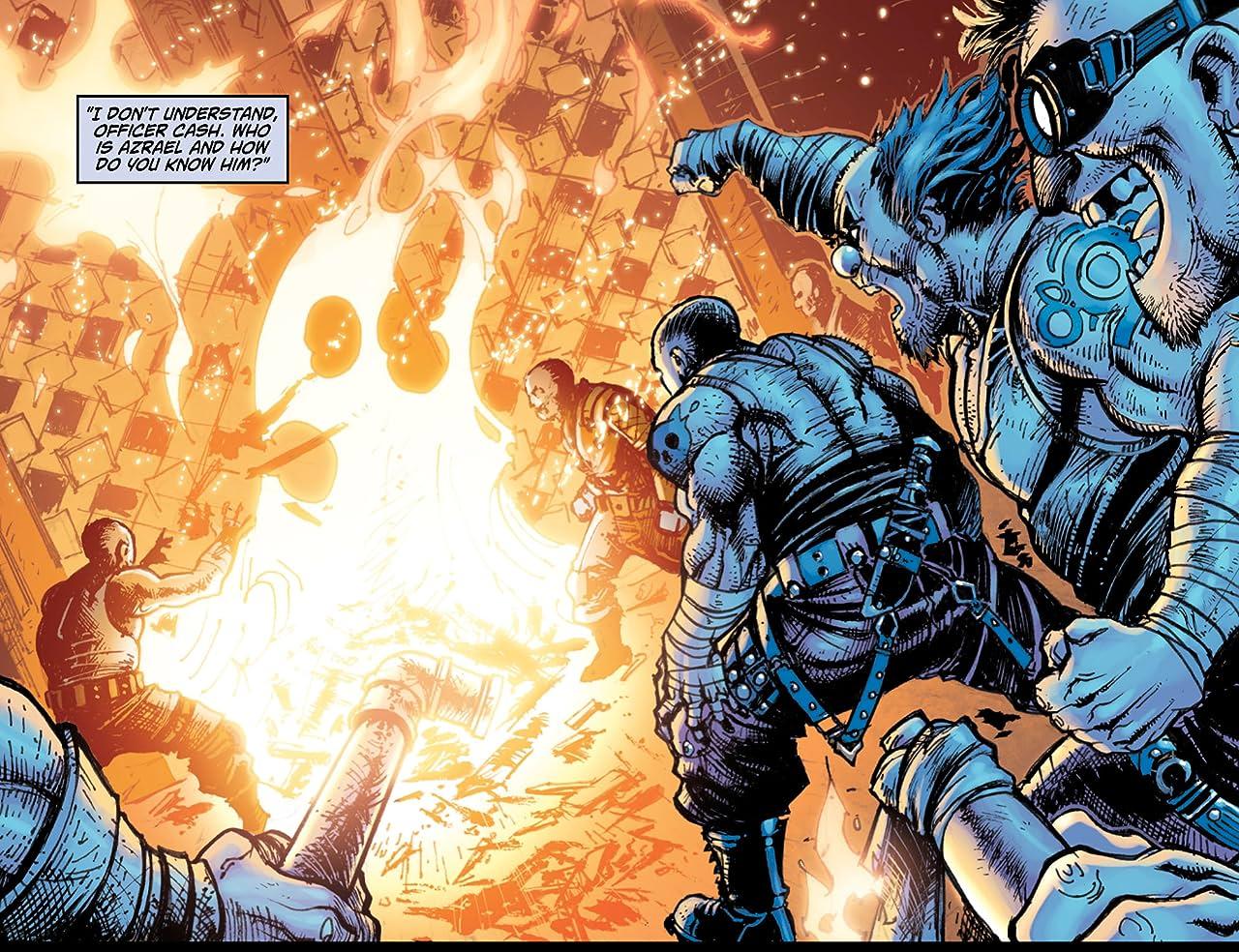 Batman: Arkham Unhinged #33