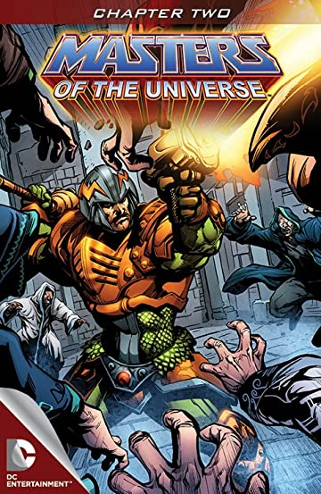 Masters of the Universe #2