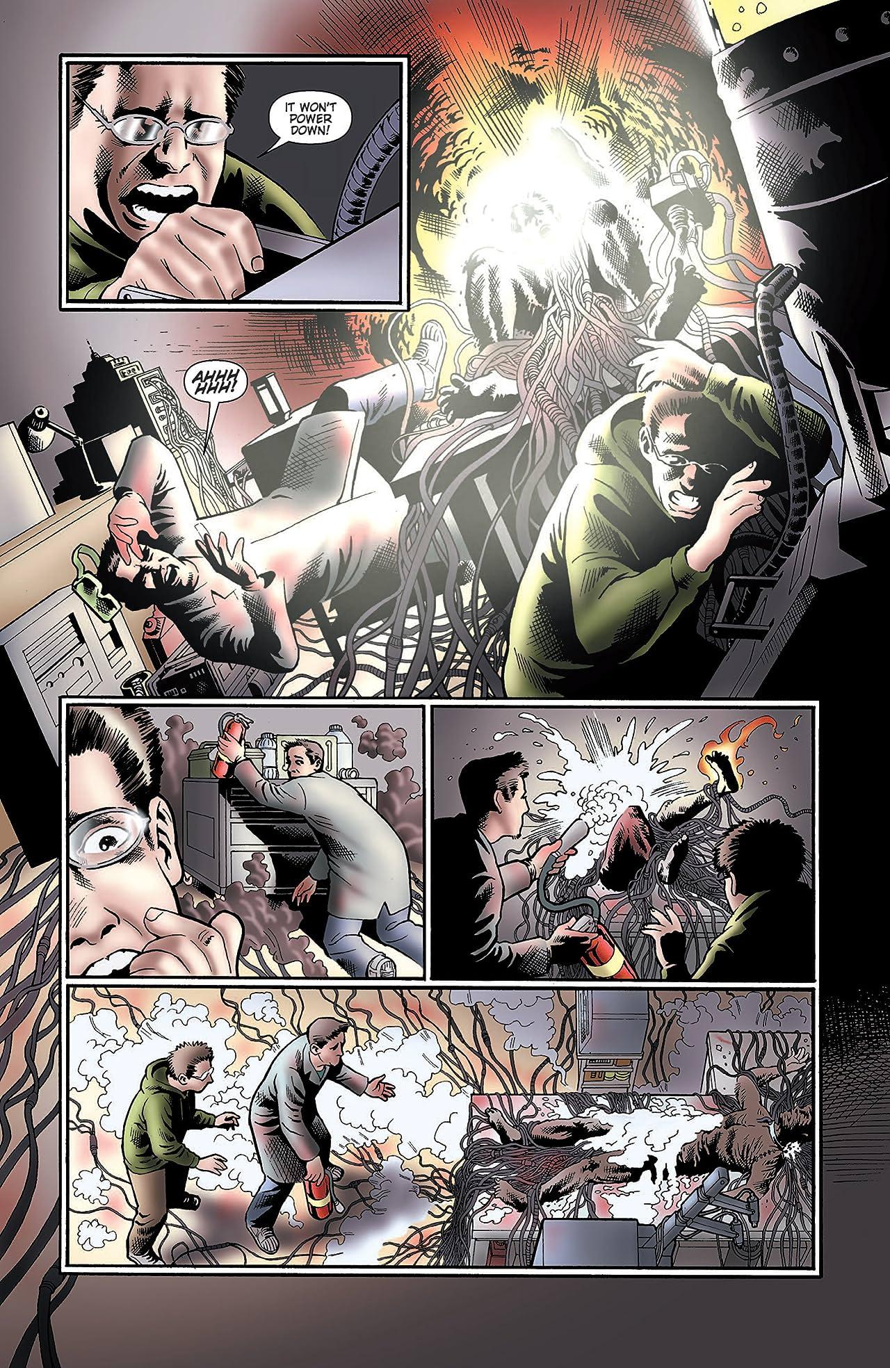 Wake the Dead #3