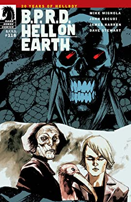 B.P.R.D. Hell on Earth #118