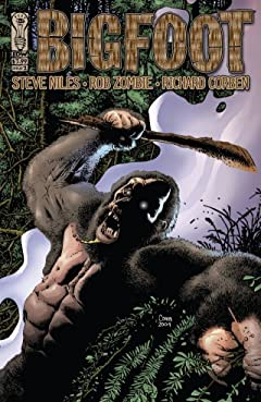 Bigfoot #2
