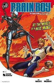 Brain Boy: The Men from G.E.S.T.A.L.T. #4