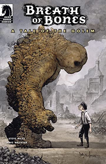 Breath of Bones: A Tale of the Golem #3