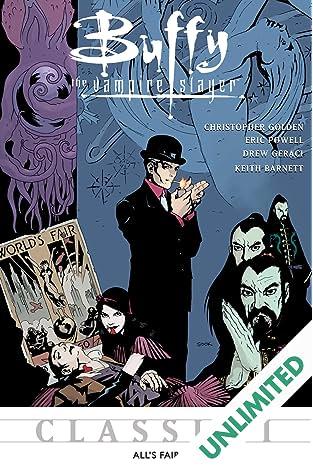 Buffy the Vampire Slayer Classic #1: All's Fair