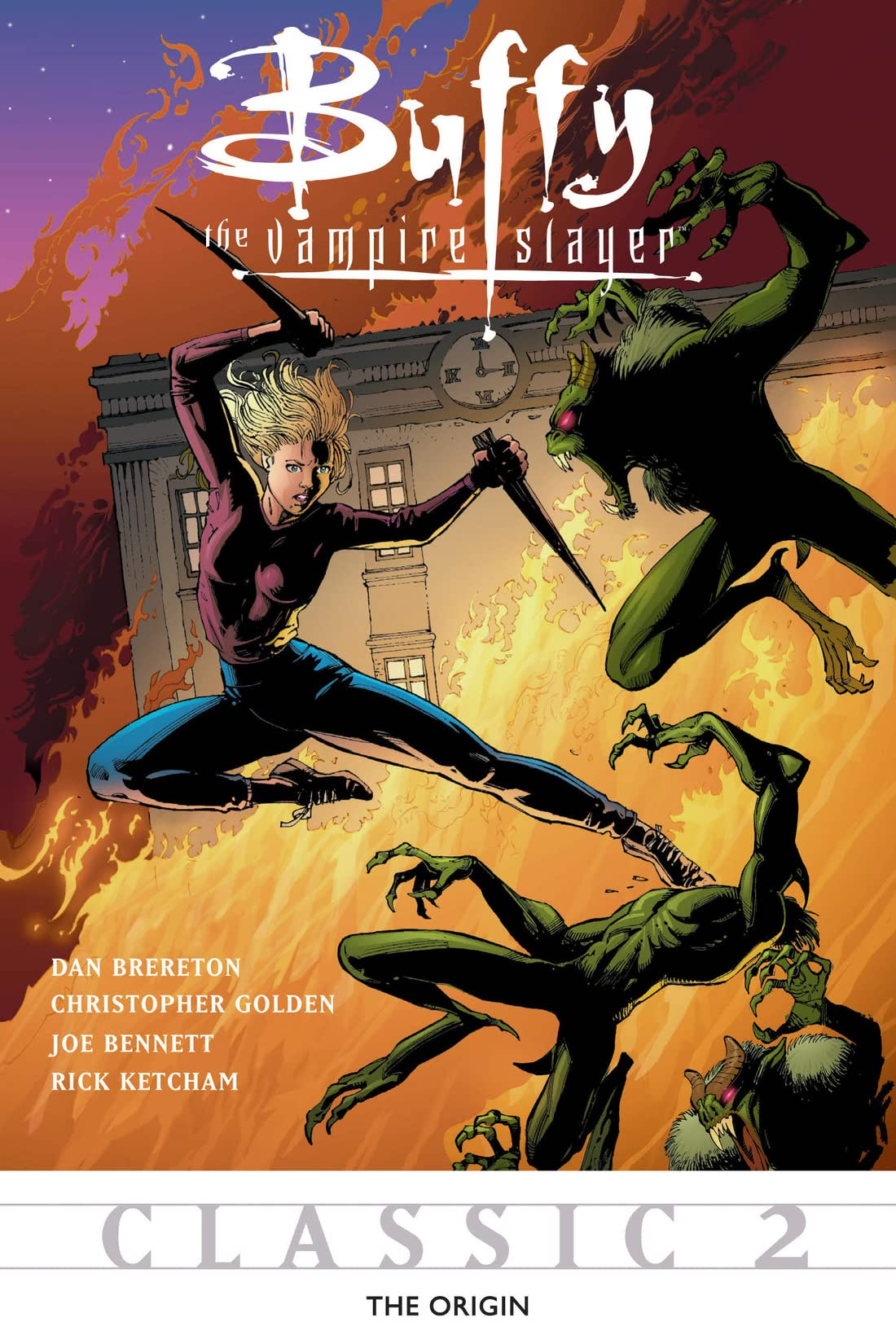Buffy the Vampire Slayer Classic #2: The Origin