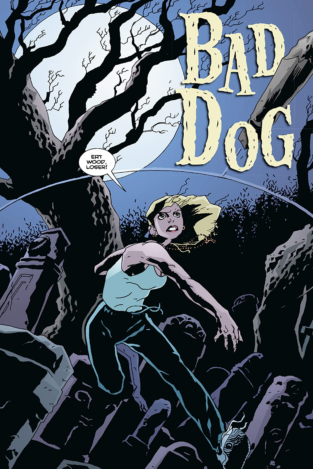 Buffy the Vampire Slayer Classic #24: Bad Dog