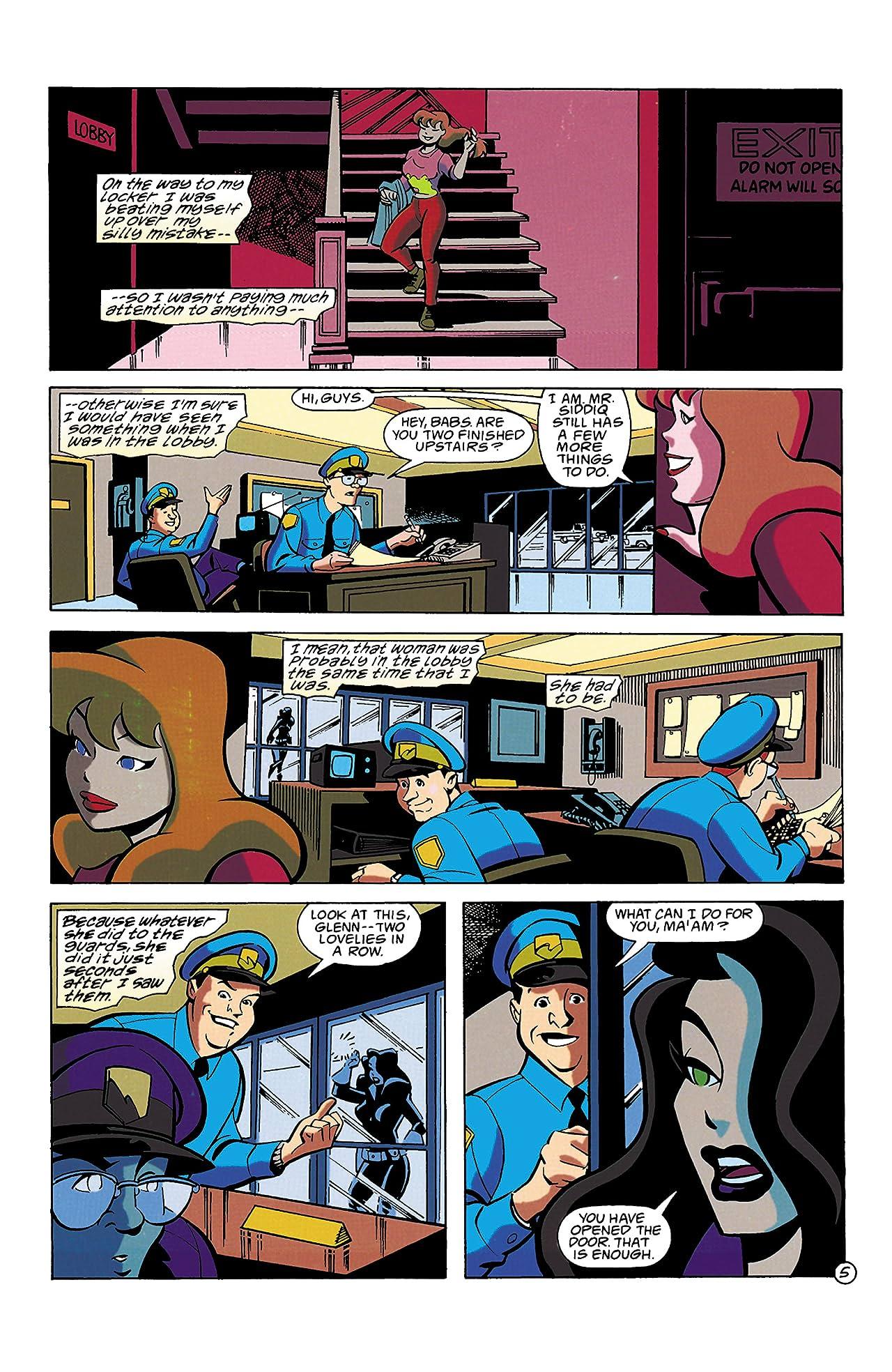 Batman & Robin Adventures (1995-1997) #9