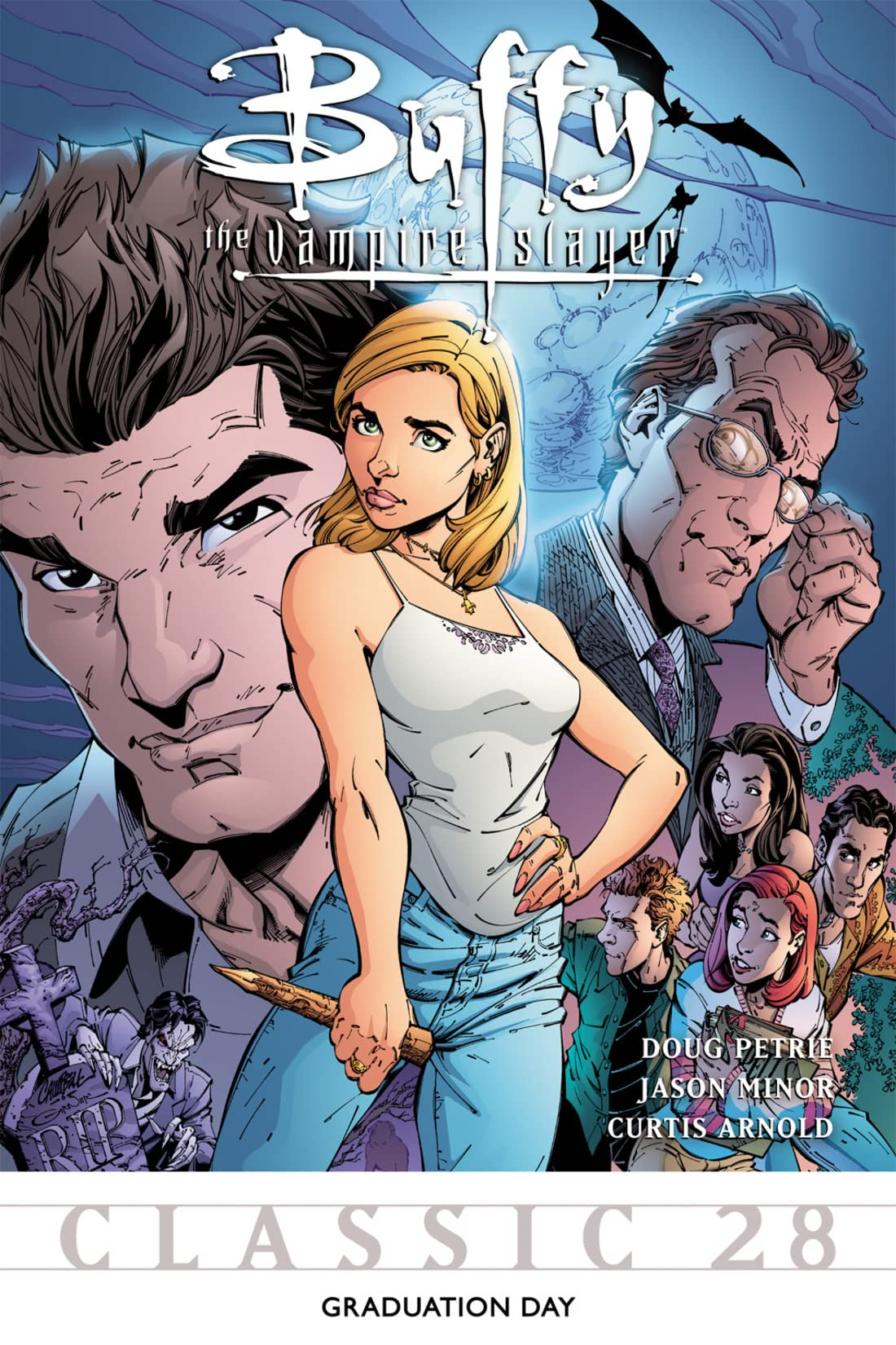 Buffy the Vampire Slayer Classic #28: Graduation Day
