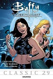 Buffy the Vampire Slayer Classic #29: Haunted