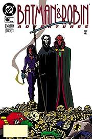 Batman & Robin Adventures (1995-1997) #10