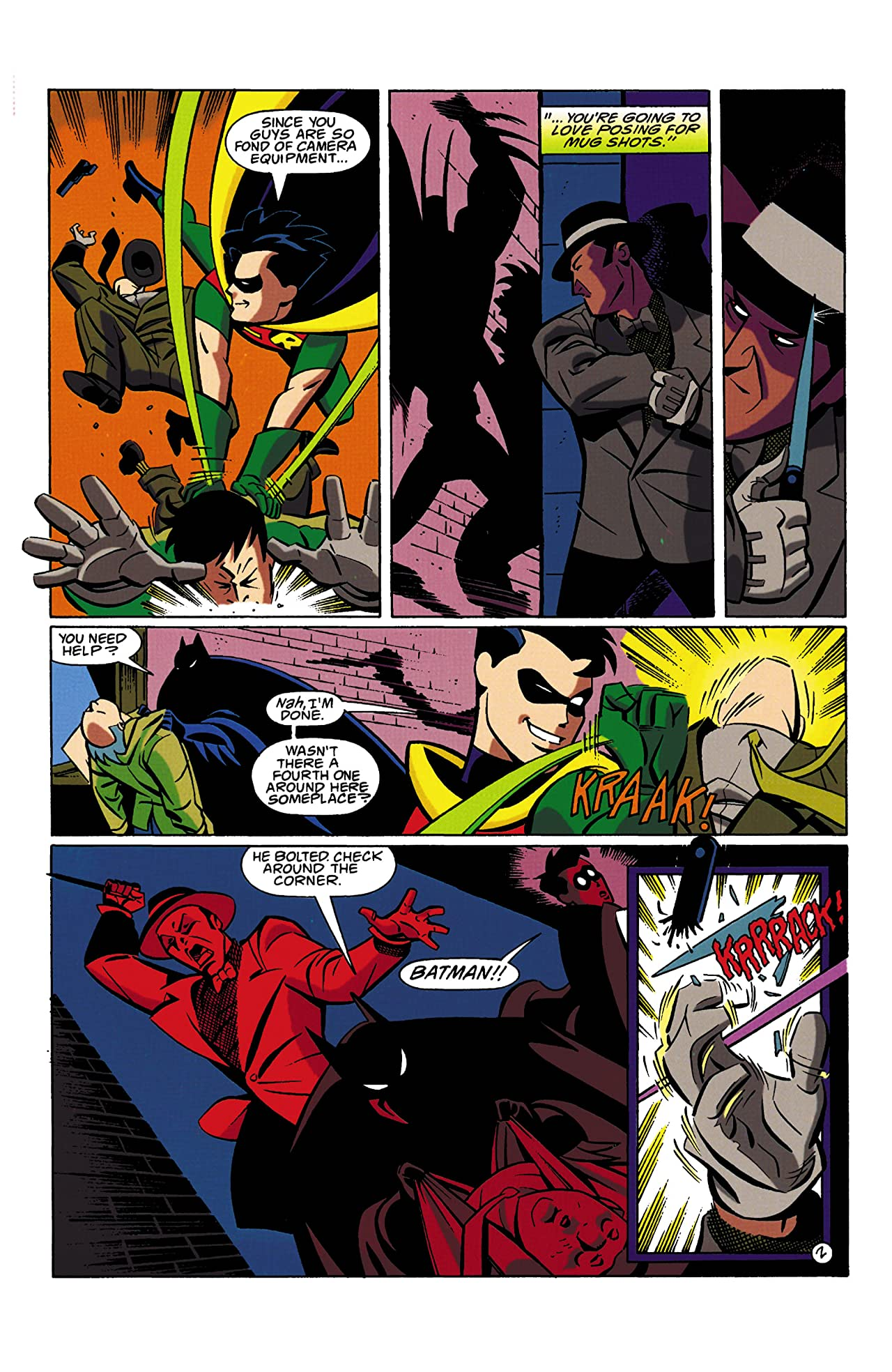 Batman & Robin Adventures (1995-1997) #10