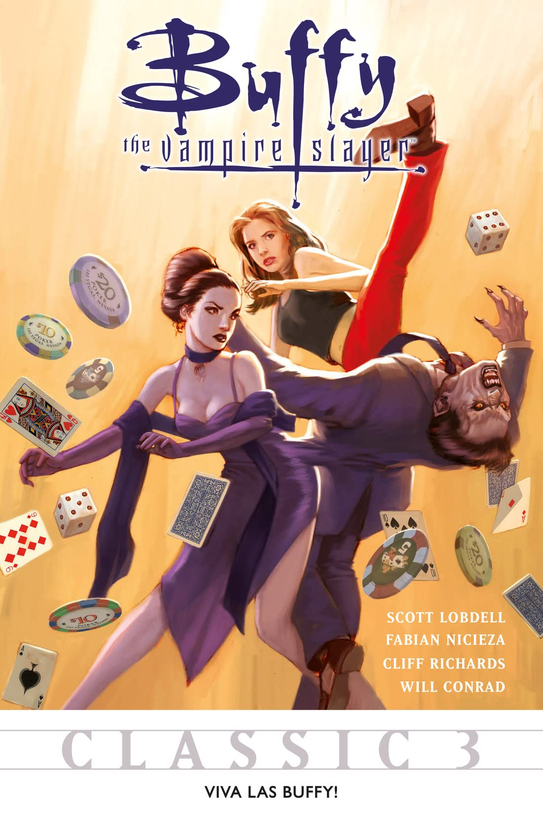 Buffy the Vampire Slayer Classic #3: Viva Las Buffy