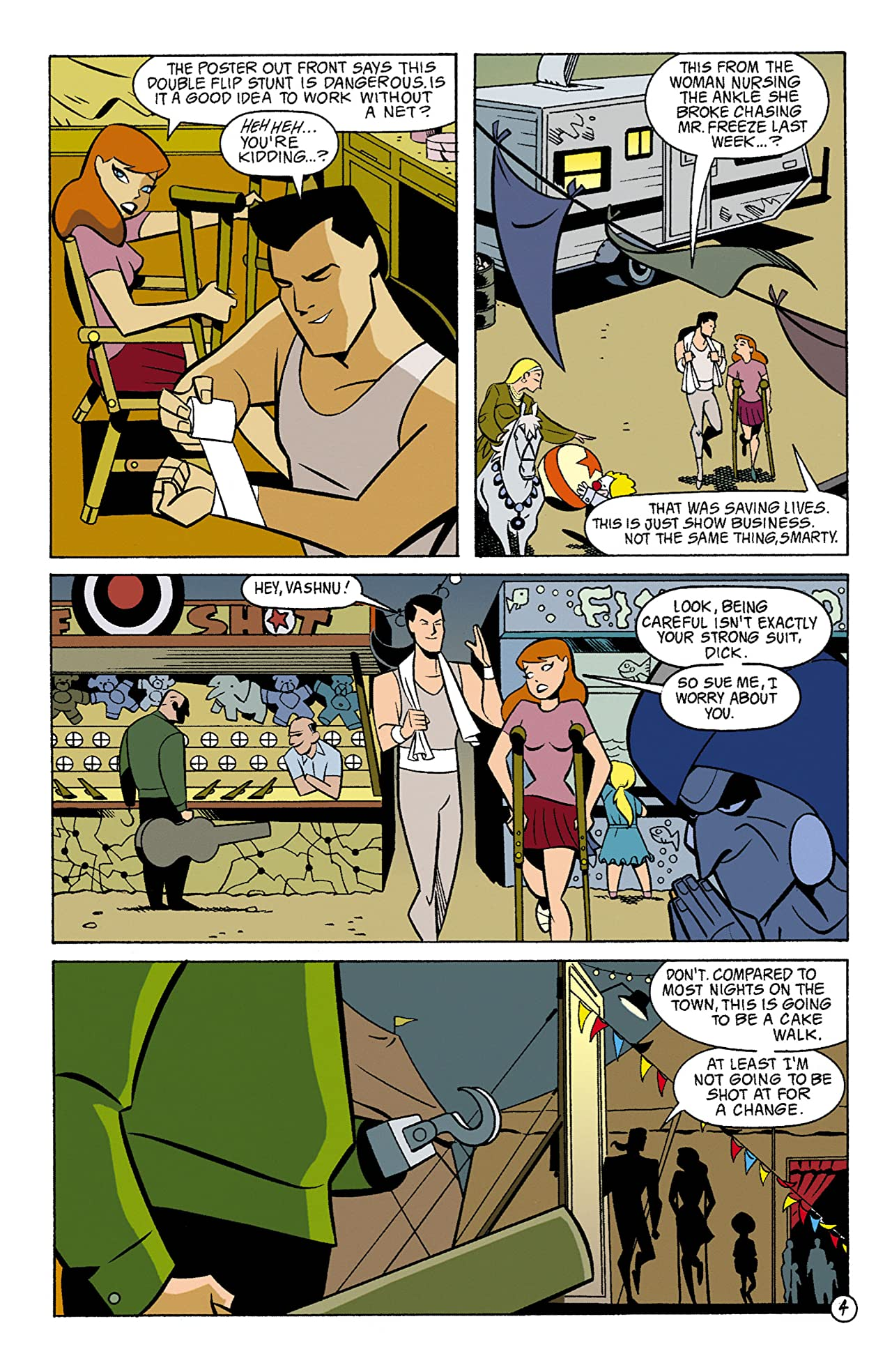 Batman: Gotham Adventures #6