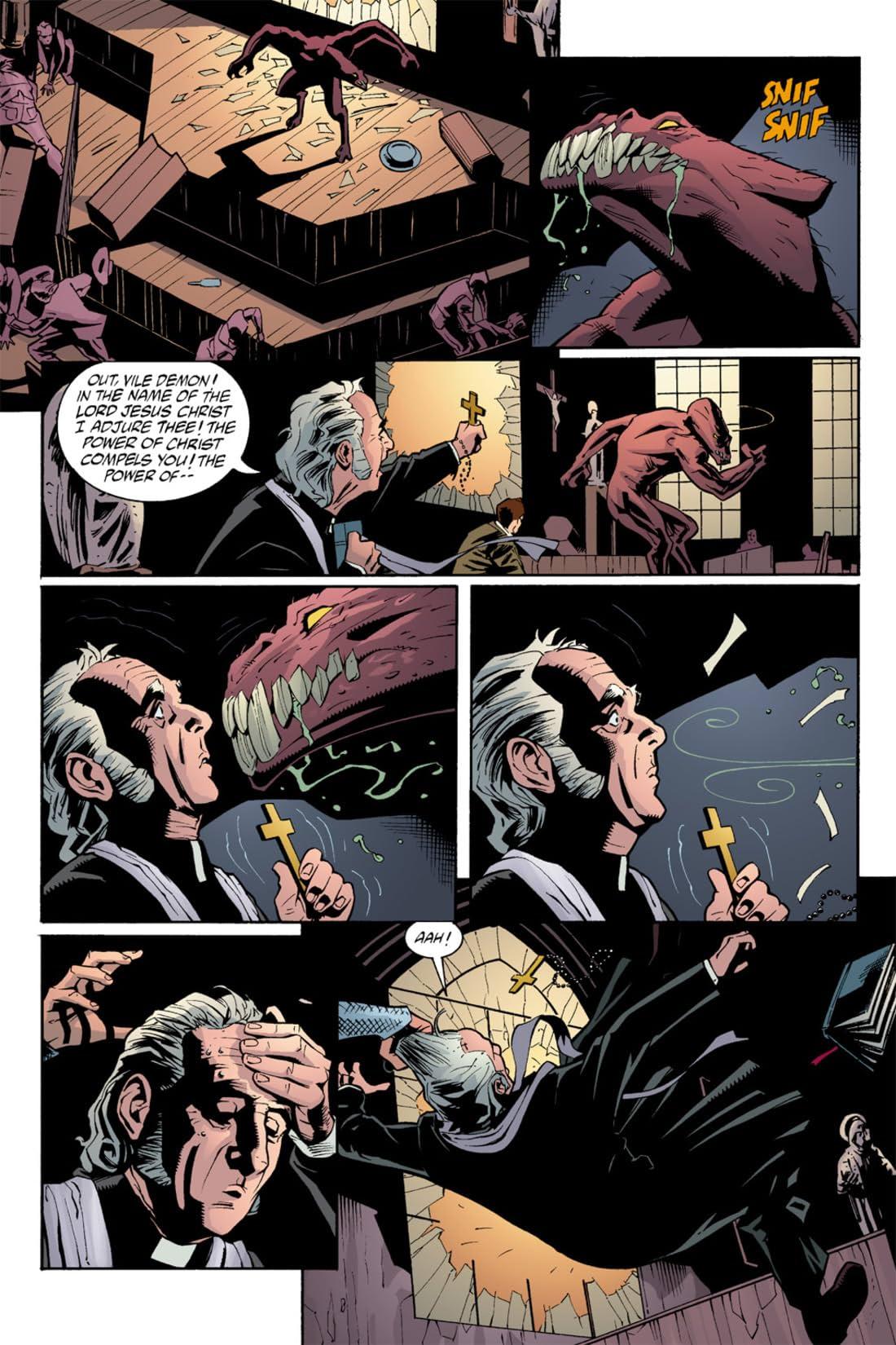 Buffy the Vampire Slayer Classic #32: Heart of a Slayer