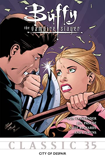 Buffy the Vampire Slayer Classic #35: City of Despair