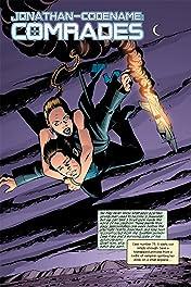 Buffy the Vampire Slayer Classic #36: Jonathan - Codename Comrades