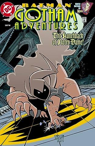 Batman: Gotham Adventures No.8