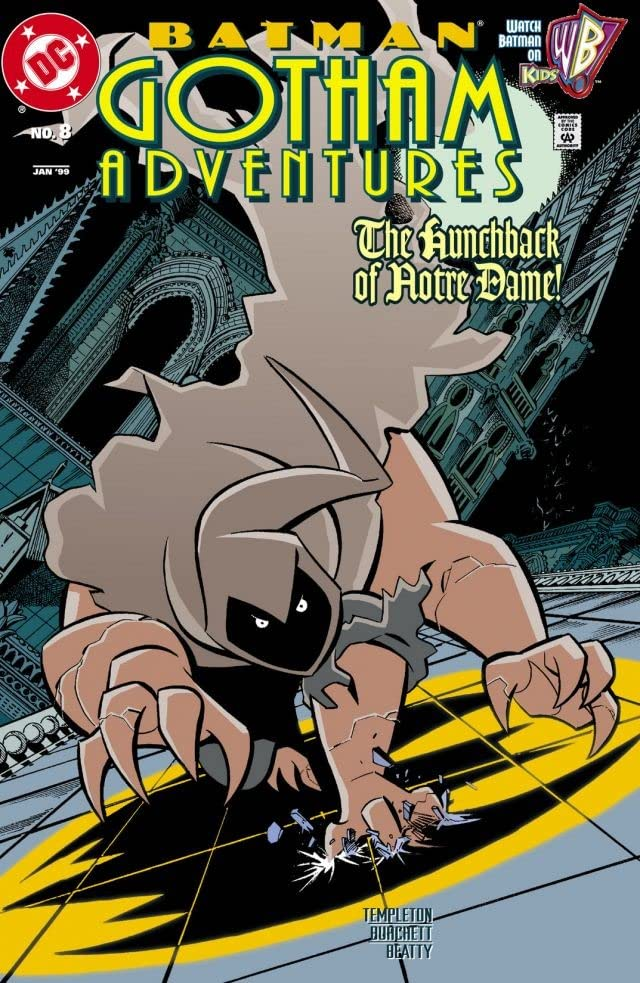 Batman: Gotham Adventures #8