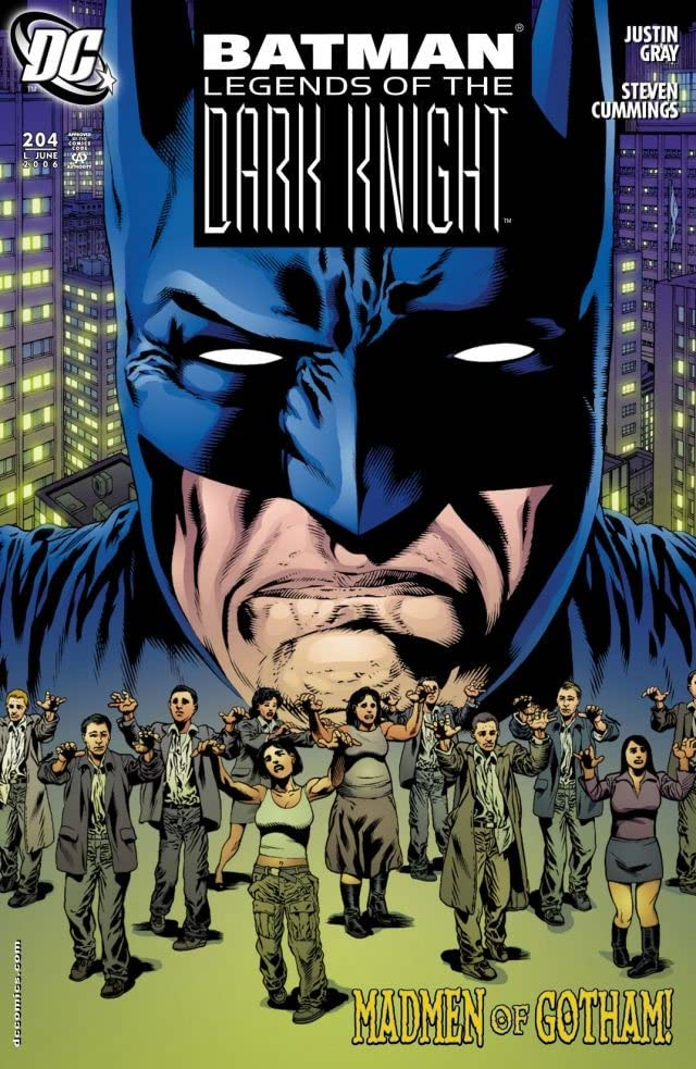 Batman: Legends of the Dark Knight #204