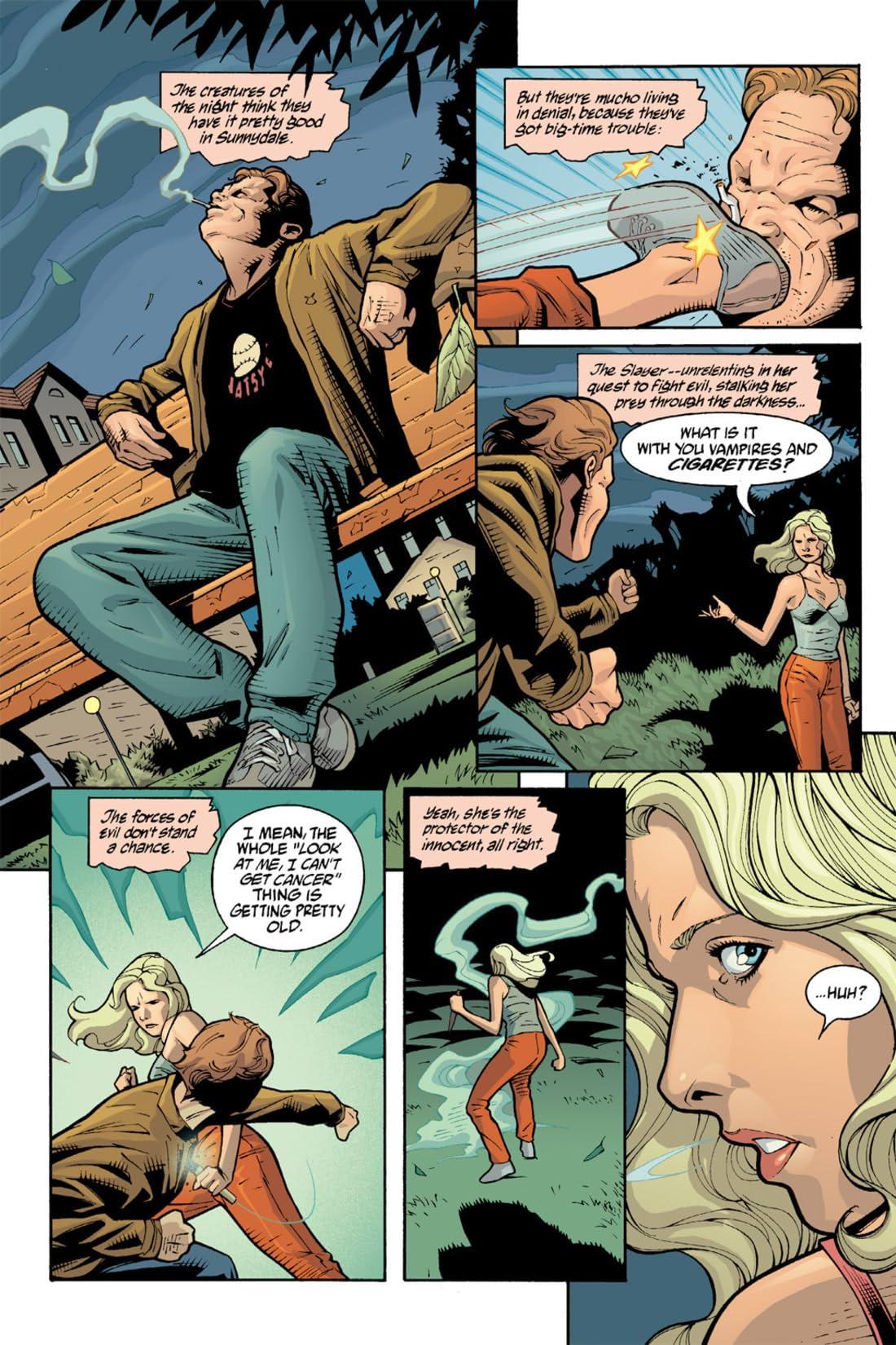 Buffy the Vampire Slayer Classic #41: False Memories