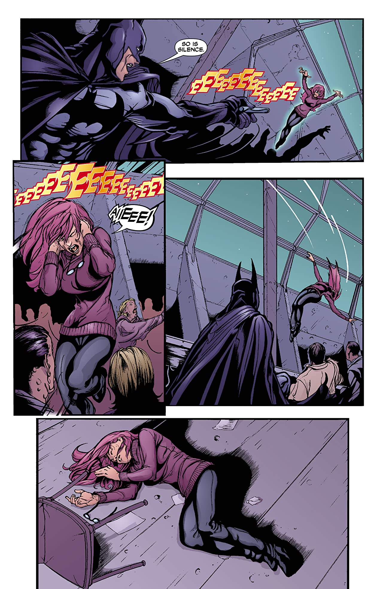 Batman: Legends of the Dark Knight #205