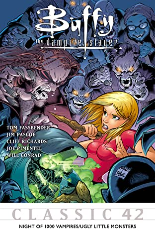 Buffy the Vampire Slayer Classic #42: Night of 1000 Vampires/Ugly Little Monsters