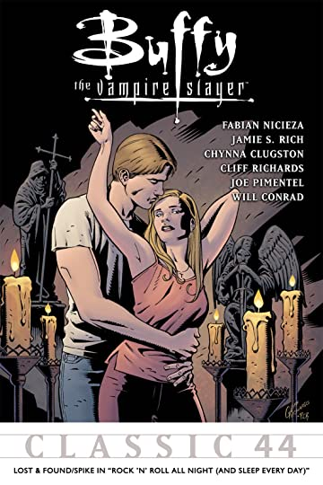 """Buffy the Vampire Slayer Classic #44: """"Lost & Found/Spike In """"""""Rock... Night"""""""""""""""