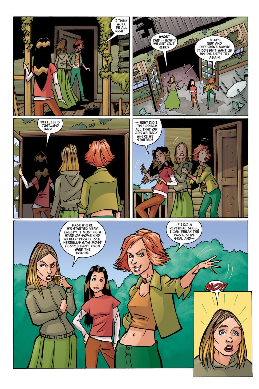 Buffy the Vampire Slayer Classic #45: Willow & Tara: Wilderness