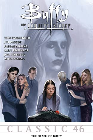 Buffy the Vampire Slayer Classic #46: Death of Buffy