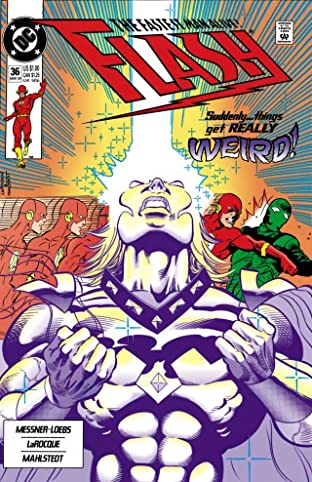 The Flash (1987-2009) #36