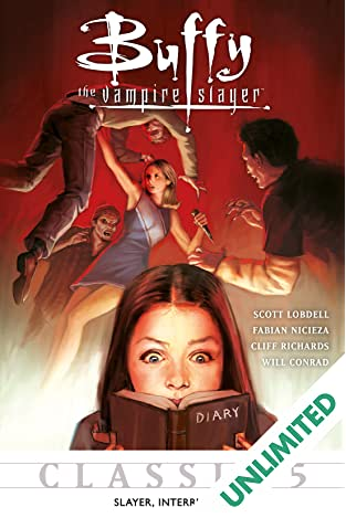 Buffy the Vampire Slayer Classic #5: Slayer, Interrupted