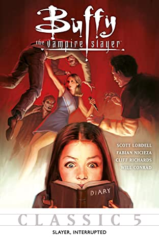 Buffy the Vampire Slayer Classic #5: Slayer, Interrupted