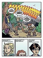 Wander: Olive Hopkins And The Ninth Kingdom #1