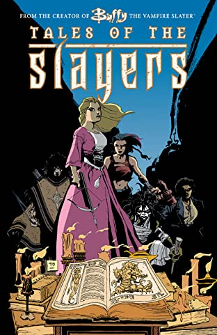 Buffy the Vampire Slayer Classic: Tales of the Slayers