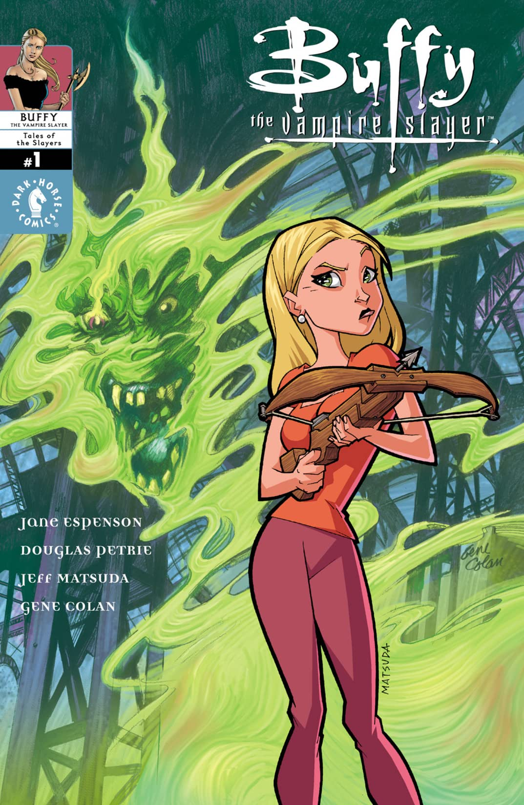 Buffy the Vampire Slayer Classic: Tales of the Slayers #1