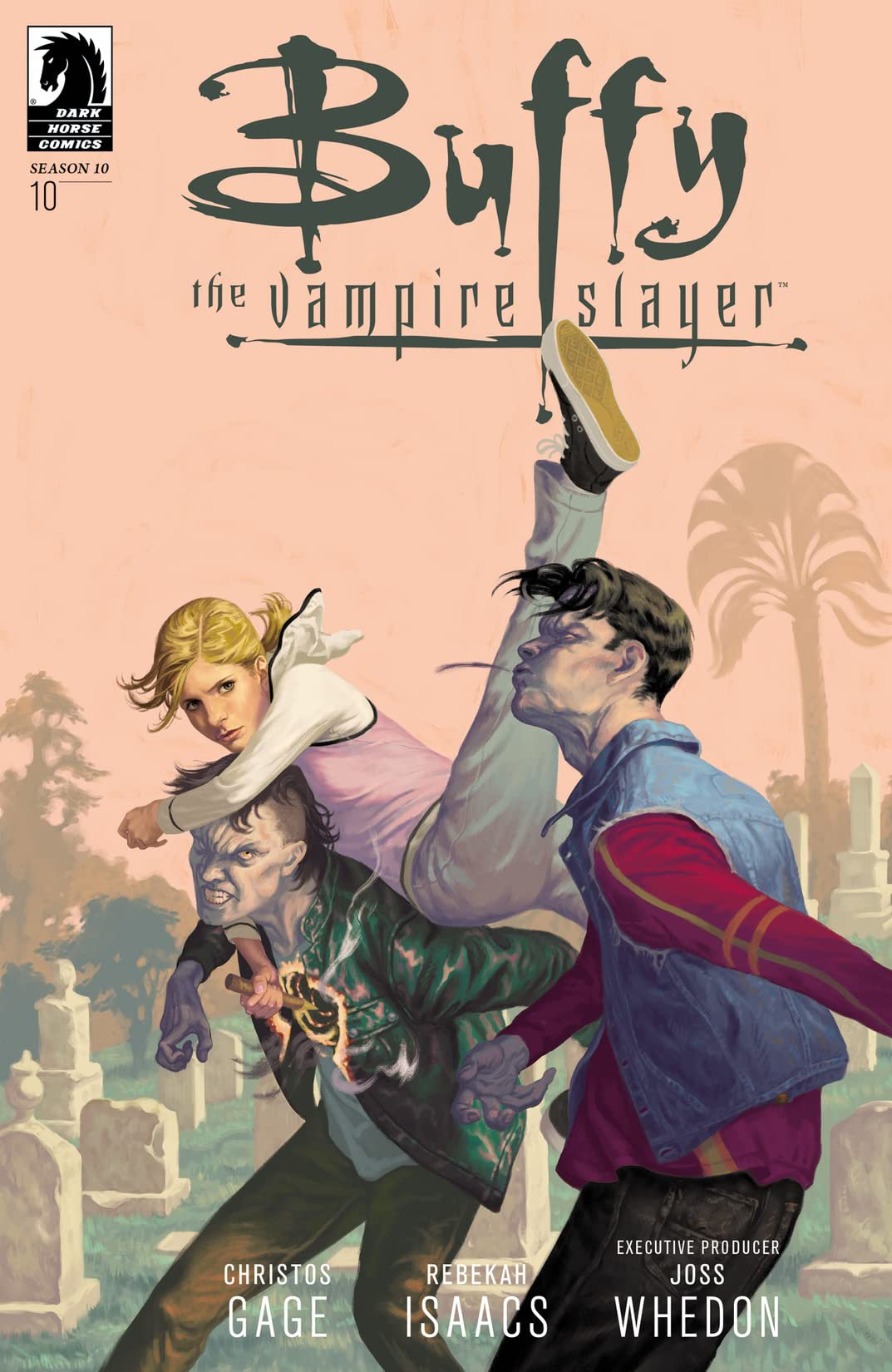 Buffy the Vampire Slayer: Season 10 #10