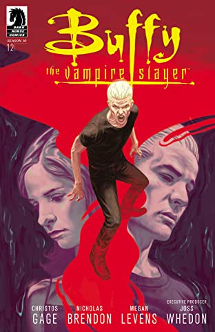 Buffy the Vampire Slayer: Season 10 #12