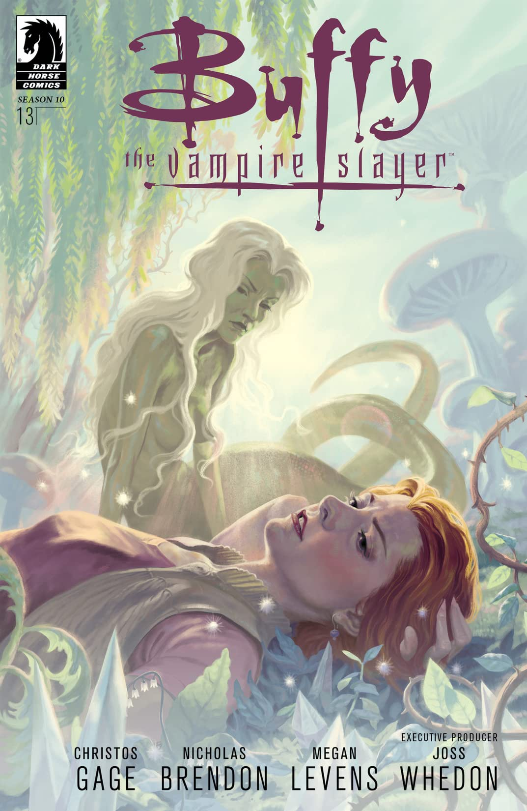 Buffy the Vampire Slayer: Season 10 #13
