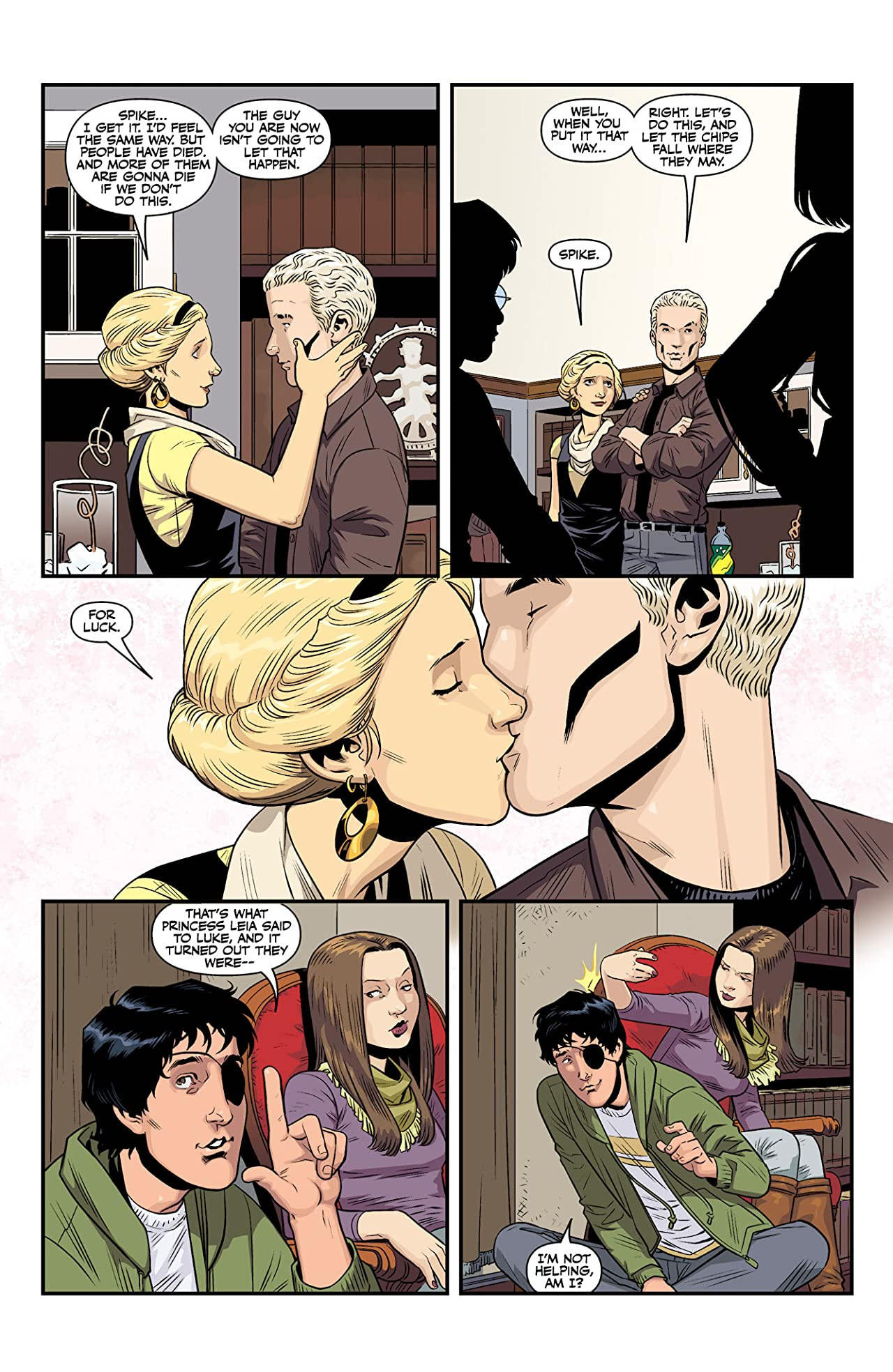 Buffy the Vampire Slayer: Season 10 #14