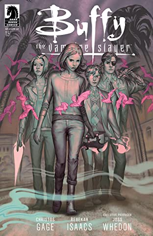 Buffy the Vampire Slayer: Season 10 #15