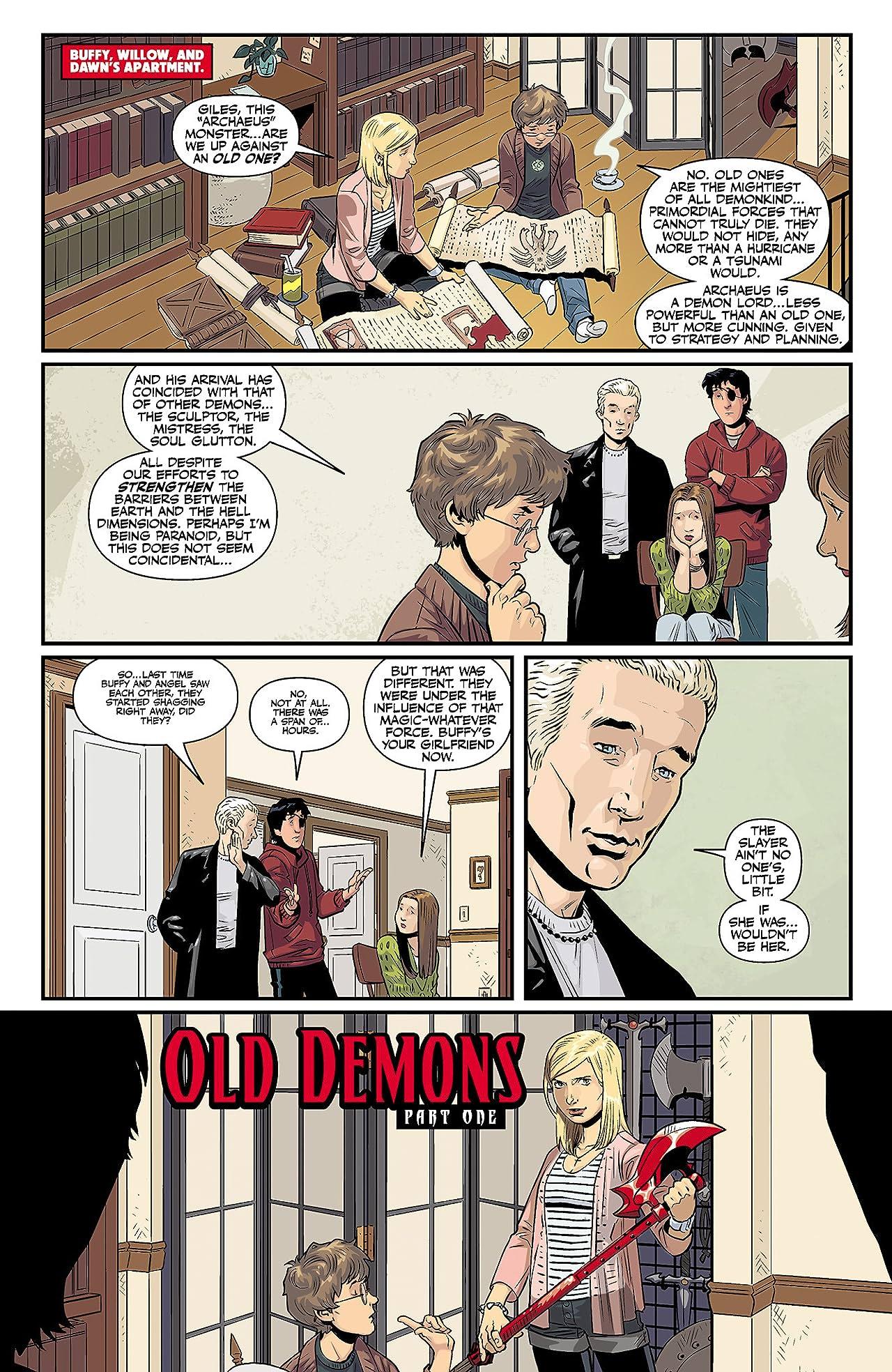 Buffy the Vampire Slayer: Season 10 #16