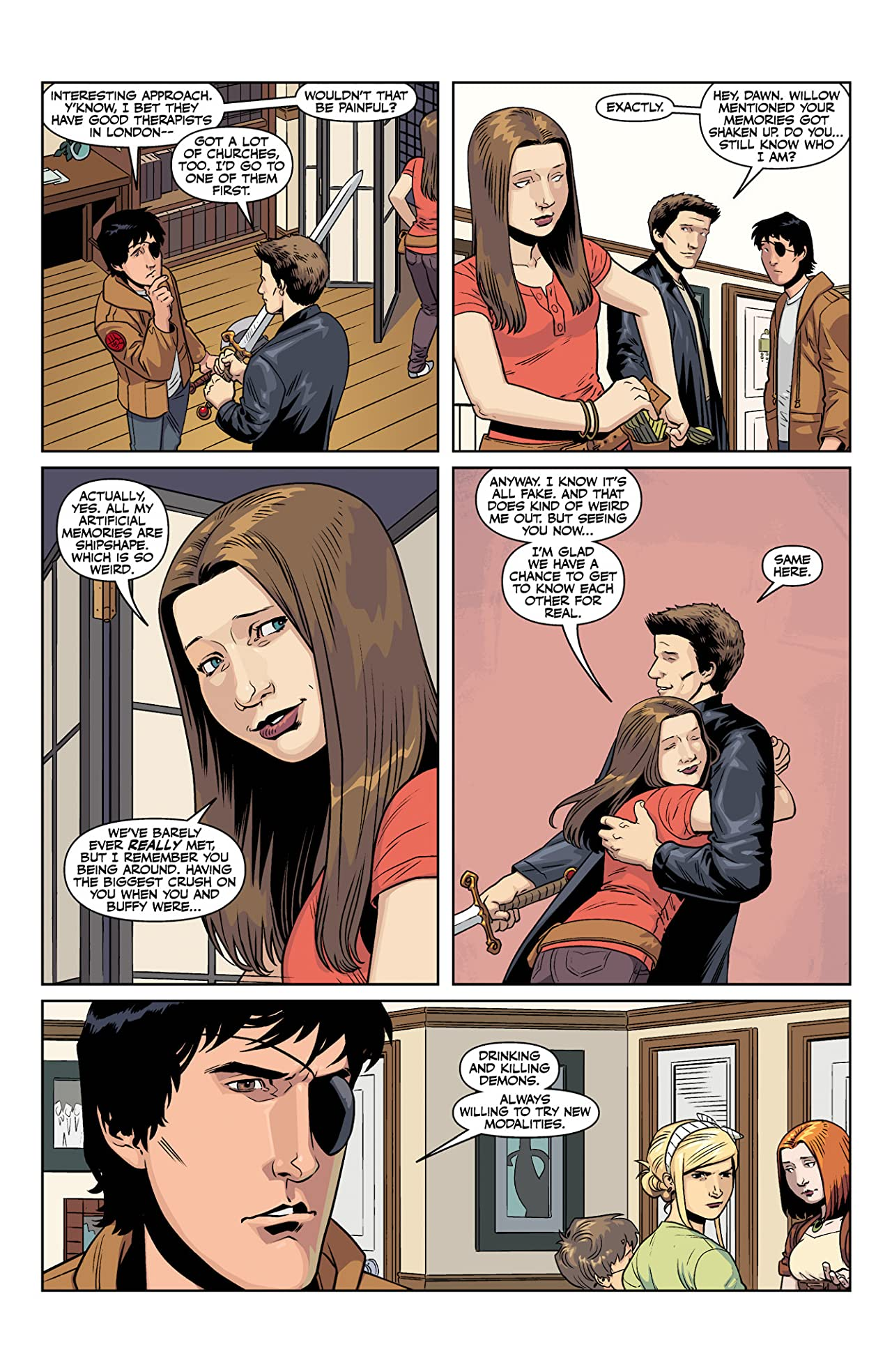 Buffy the Vampire Slayer: Season 10 #17