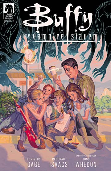 Buffy the Vampire Slayer: Season 10 #2