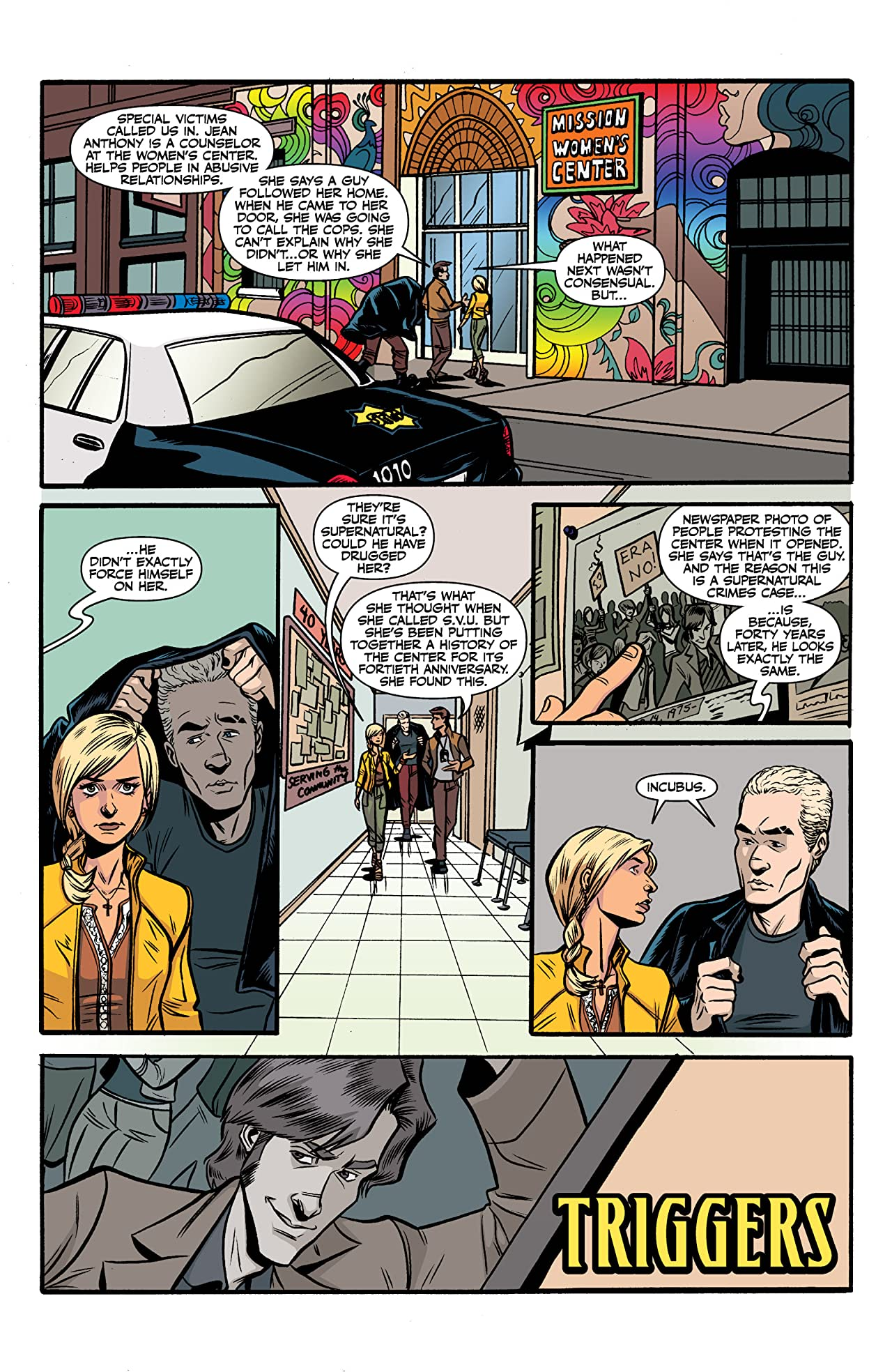 Buffy the Vampire Slayer: Season 10 #20