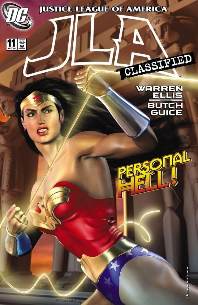 JLA: Classified #11